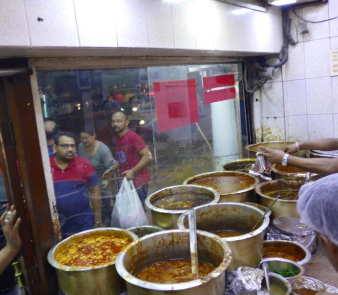 インドでカレーを食う