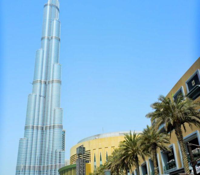 世界一の高層ビル ブルジュ・ハリファ