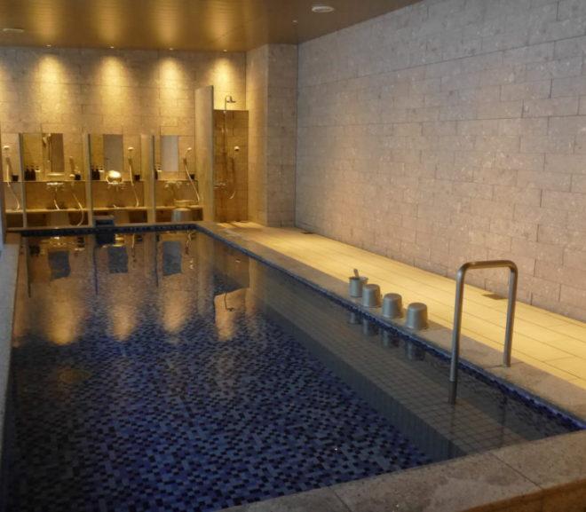 大浴場がいい!三井ガーデンホテル名古屋プレミア