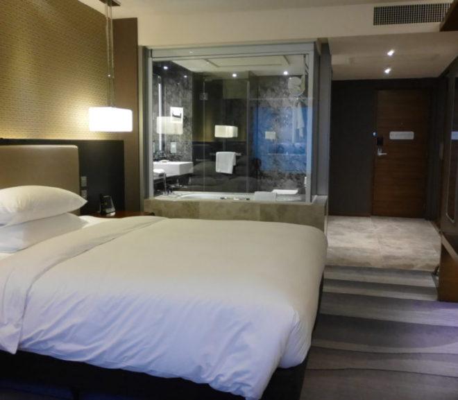 ロイヤルプラザホテル宿泊記 @香港