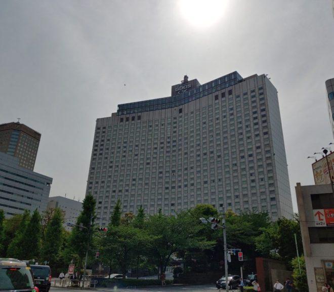 品川駅の京急EXホテル品川