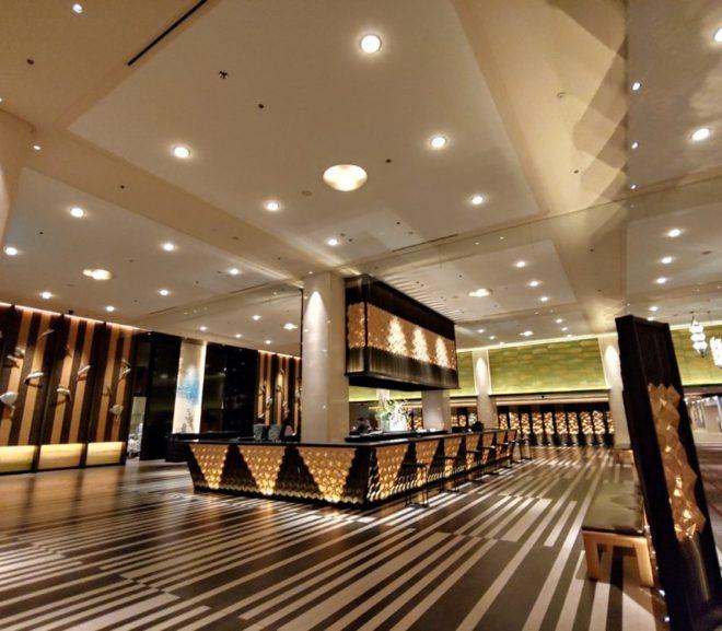 グランドプリンスホテル新高輪クラブルーム宿泊記 1