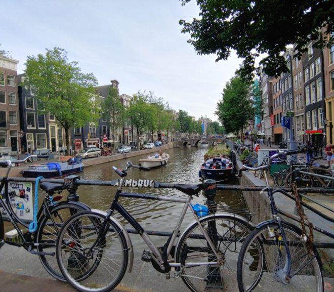 アムステルダムぷらっと観光