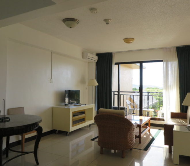 休みだからホテル宿泊(SureStay Hotel with Best Western Guam Airport South )