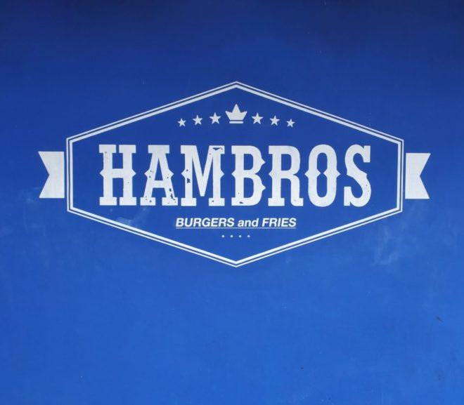 HAMBROS – グアムのフォトジェニックなハンバーガー