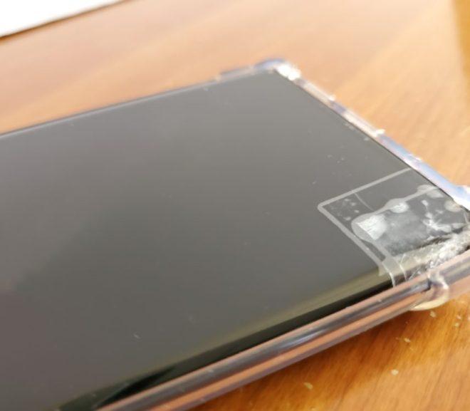 Galaxy Note 10+画面修理